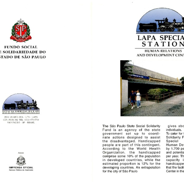 Lapa Special Station