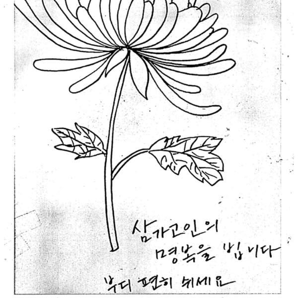 강남역 추모메세지 서울시민청 #507