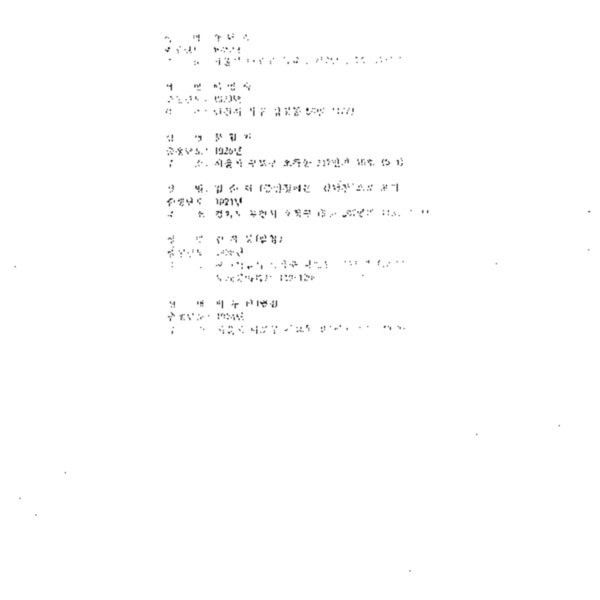 일본군위안부 피해자 증언집